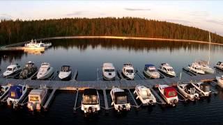 О загородном клубе Ристикент / About The Ristikent Boat Club
