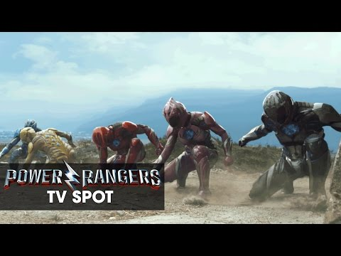"""Power Rangers (2017 Movie) Official TV Spot – """"Must-See"""""""