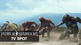 "Power Rangers (2017 Movie) Official TV Spot – ""Must-See"""