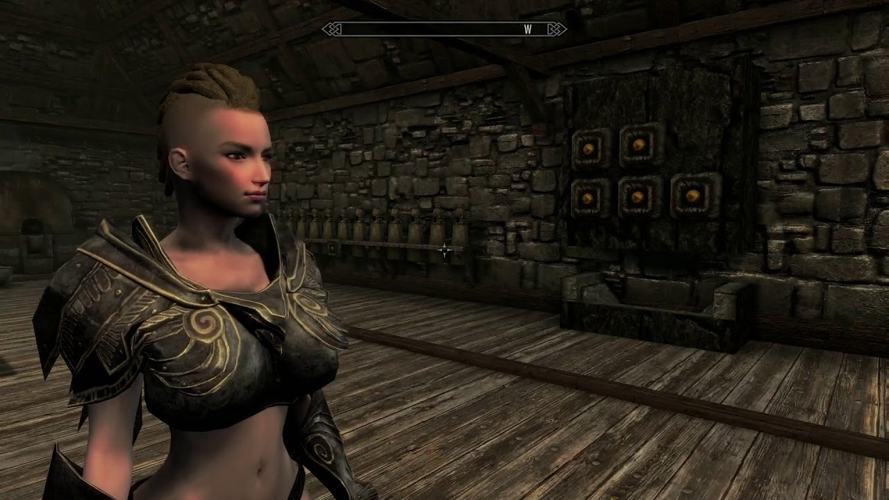 Skyrim Special Edition Mod Review Spartan's Thicc Armor Replacer