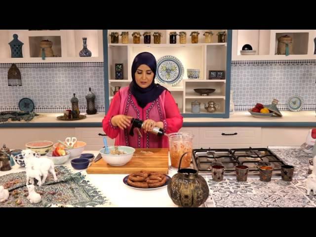 السجق البلدى - مطبخ آسيا - آسيا عثمان - الجزء الثاني