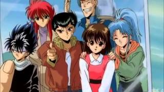 Yu Yu Hakusho All Opening39;s and Endings