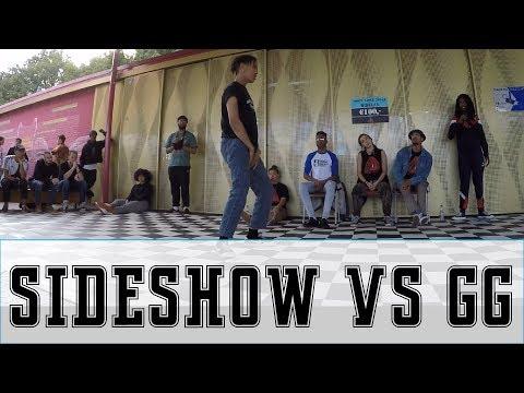 Sideshow vs GG | Top 4 | North Dance Skills VOL. 4