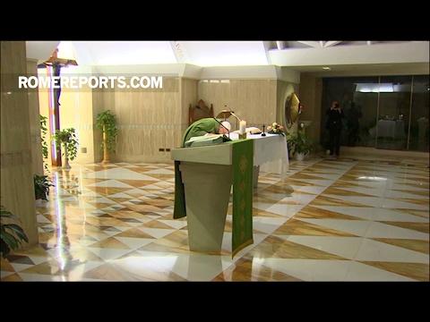 Đức Giáo Hoàng: Chúng ta có ADN của con cái Thiên Chúa