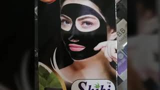 New black mask Sashay