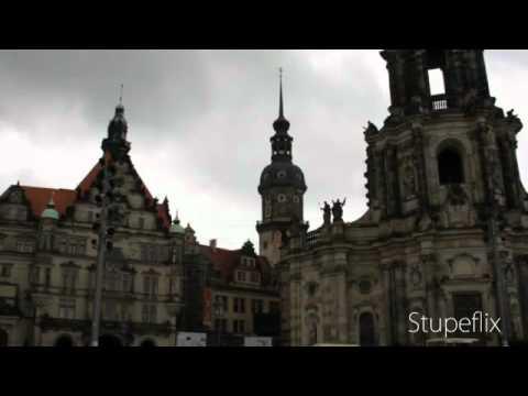 ELBE 11/2011 - Kurztagebuch - DRESDEN - Kultur zum Überfressen - Made by kanukassel