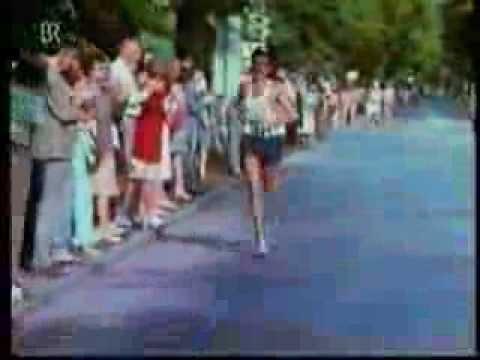 Olympic Marathon 1972