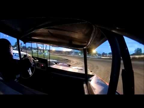 Darrell Dick Fairbury American Legion Speedway Heat Race 6-13-15