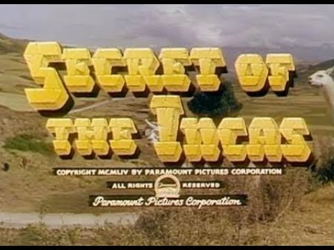 Yma Sumac - Secret of the Incas - Filme completo - 1954
