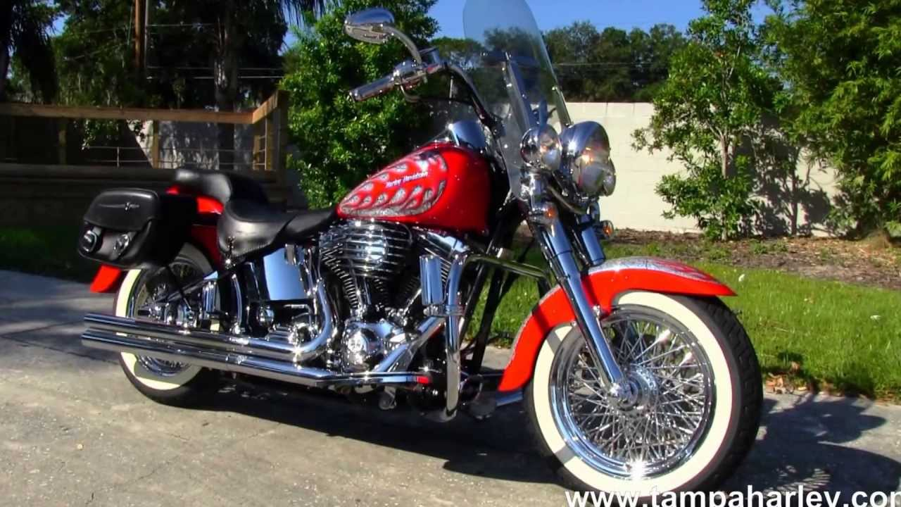 used 2001 harley davidson fatboy motorcycles for sale in illinois youtube. Black Bedroom Furniture Sets. Home Design Ideas