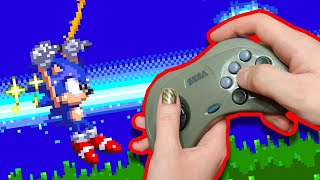 Sonic 3 & Knuckles - 2 Players 1 Controller Challenge