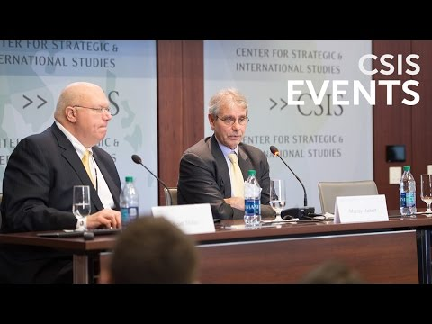 Global Security Forum 2015: Beyond TPP: U.S. Economic Strategy for Asia