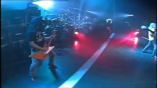 Megadeth Dread And The Fugitive Mind Live Rude Awakening
