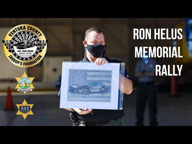 Ron Helus Memorial Rally featuring The Porsche Hero 911