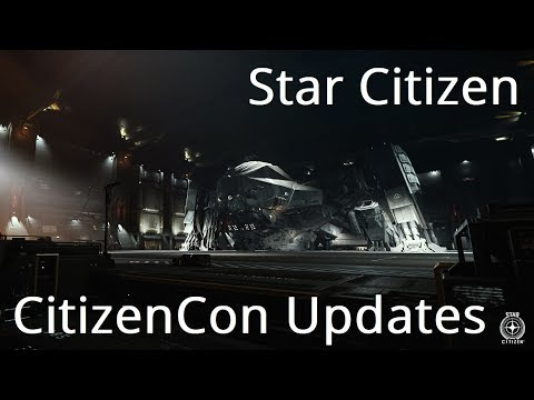 Star Citizen News | CitizenCon Now Free2Watch & Game Design Plans