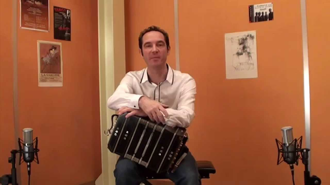 Introduction to book 2 - Don Benito bandoneon method