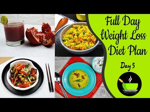 How To Lose Weight Fast 10 Kgs In 10 Days | 900 Calorie Diet/Meal Plan | Full Day Indian Meal Plan