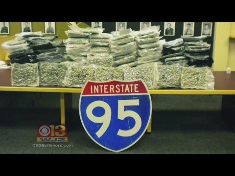 CT Man Arrested In Large Marijuana Drug Bust