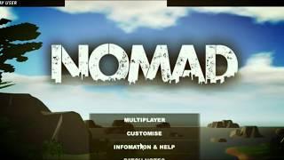 Бесплатная игра для слабого ПК про выживание в Steem Обзор игры Nomad