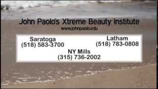 Paolo Xtreme Beauty Institute Cosmetology(John Paolo Xtreme Beauty Institute. Call us at (315) 736-2002. Cosmetology, Nails, and Esthetics School http://johnpaolo.edu in Latham, NY, Saratoga Springs ..., 2014-09-19T23:04:59.000Z)