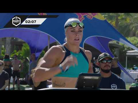 Highlights of Day 1 - Dubai CrossFit Championship