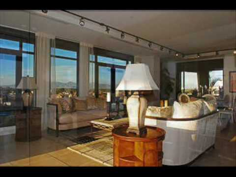 Luxury Penthouse 1 7 Million Dollar Scottsdale Condo For