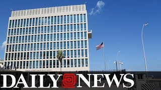 US Embassy in Cuba hit by new sonic attack, 19 Americans now ill