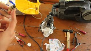 Karcher K5.200 / Compact не включається / ремонт