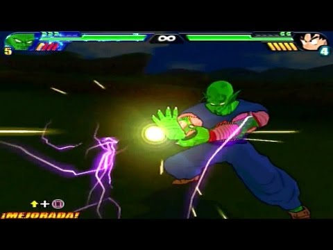 Dragon Ball Z Budokai Tenkaichi 3 Version Latino *Todos los Ataques Definitivos*
