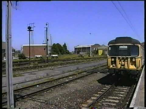 Manningtree & Harwich Branch 1997