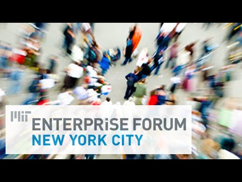 MIT Enterprise Forum of NYC: Welcome to our forum...
