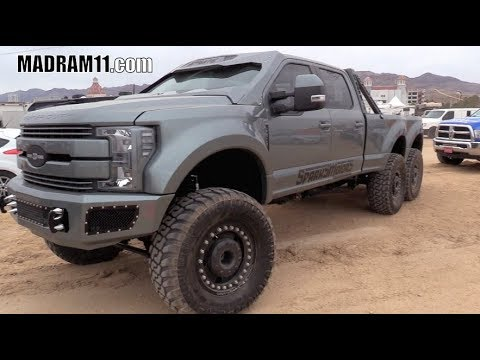 The Hennessey Velociraptor 6x6 Costs 350 000 And It S