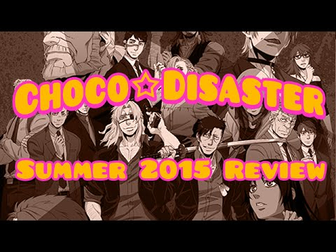 Choco☆Disaster: CGI Elephants on Parade (Summer 2015 Anime Season Review)