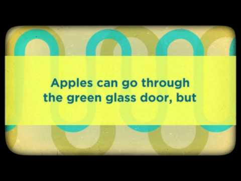 Tricky Riddle 11 Green Glass Door Youtube