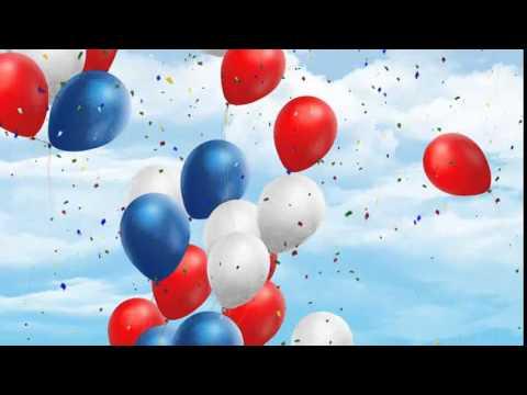 Balloons 3D  Wallpaper