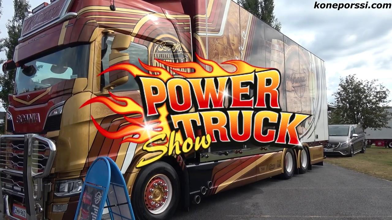 Power Truck Show Liput