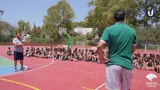Campus Unicaja Baloncesto 2018 T3 - Dani Díez