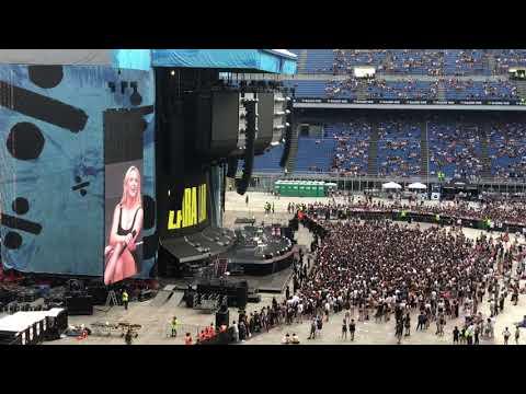 Zara Larsson - Ruin my life live in Milan 19.06.2019