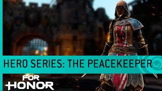 For Honor Trailer: The Peacekeeper (Knight Gameplay) – Hero Series #9 [US]
