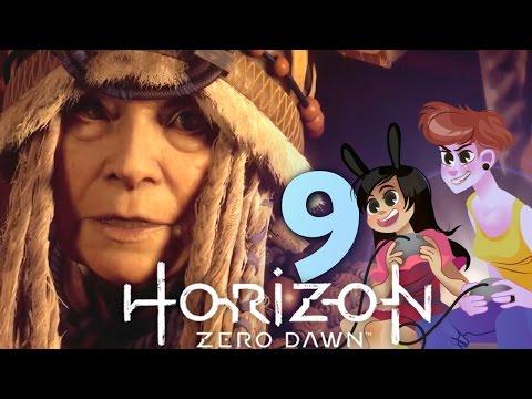 HORIZON ZERO DAWN - 2 GIRLS 1 LET'S PLAY PART 9: MOTHER MOUNTAIN
