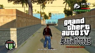 GTA IV San Andreas - Beta 3