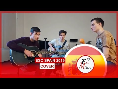 Miki - La Venda (Cover) - Eurovision 2019 Spain