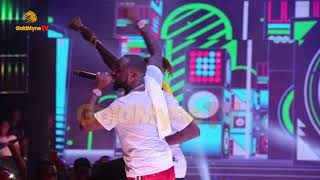 TERRY G39S PERFORMANCE AT DAVIDO39S 30 BILLION CONCERT