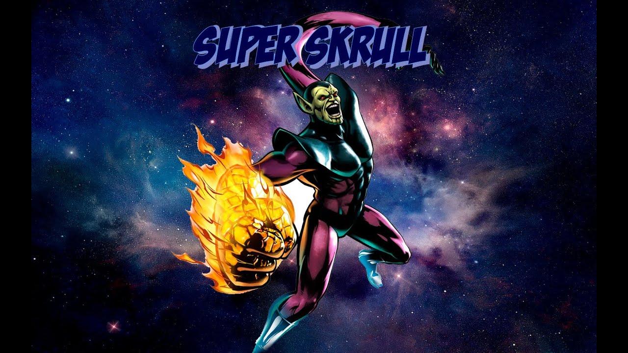 Super Skrull Wallpaper