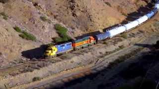 Baja California Railroad Inc.(Español)