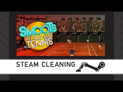 Steam Cleaning - Smoots World Cup Tennis |