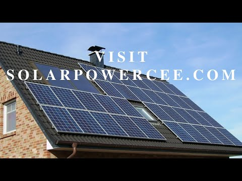 Solar Panel Installation Seattle - Solar Panel Company - Solar Energy Seattle