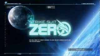 Strike Suit Zero - Genuinely Awesome Space Combat Game - Mission 1