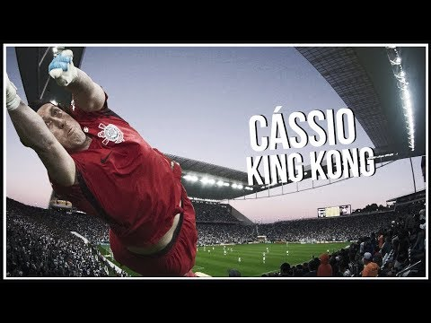 Cássio ► King Kong | Best Saves | 2017