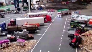 RC Trucks Modellbau Messe Erfurt 2016